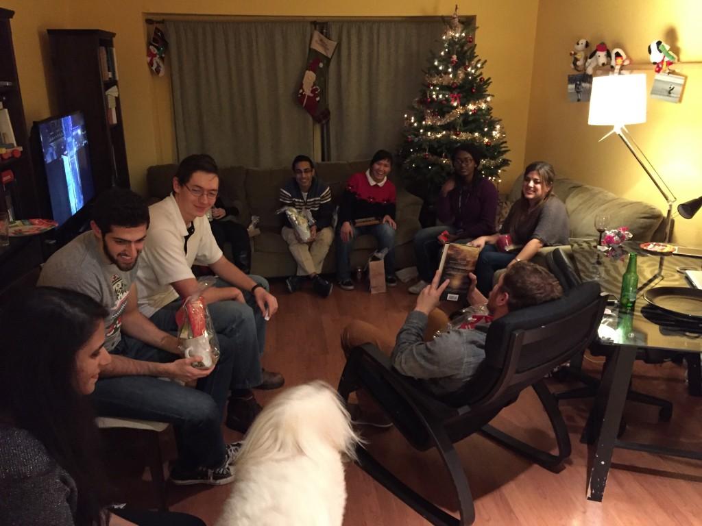 SIlva Lab party_2015